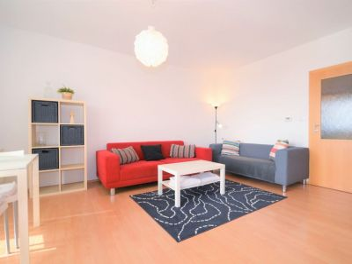 CORRIS: 2-izb.byt, zariadený, komora, loggia, výhľad, garáž, Karlova Ves