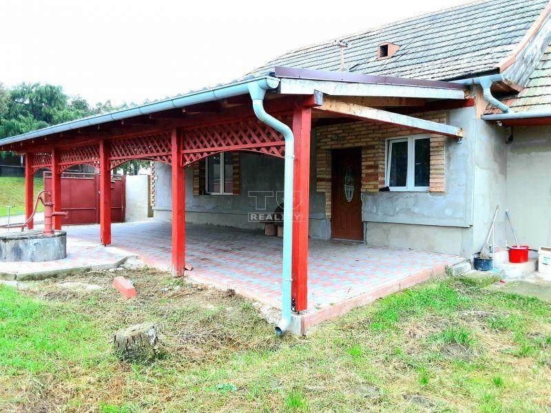 Rodinný dom-Predaj-Veľké Ludince-26 000 €