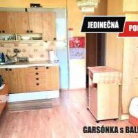 Garsónka, Levice, 20.10 m², Čiastočná rekonštrukcia