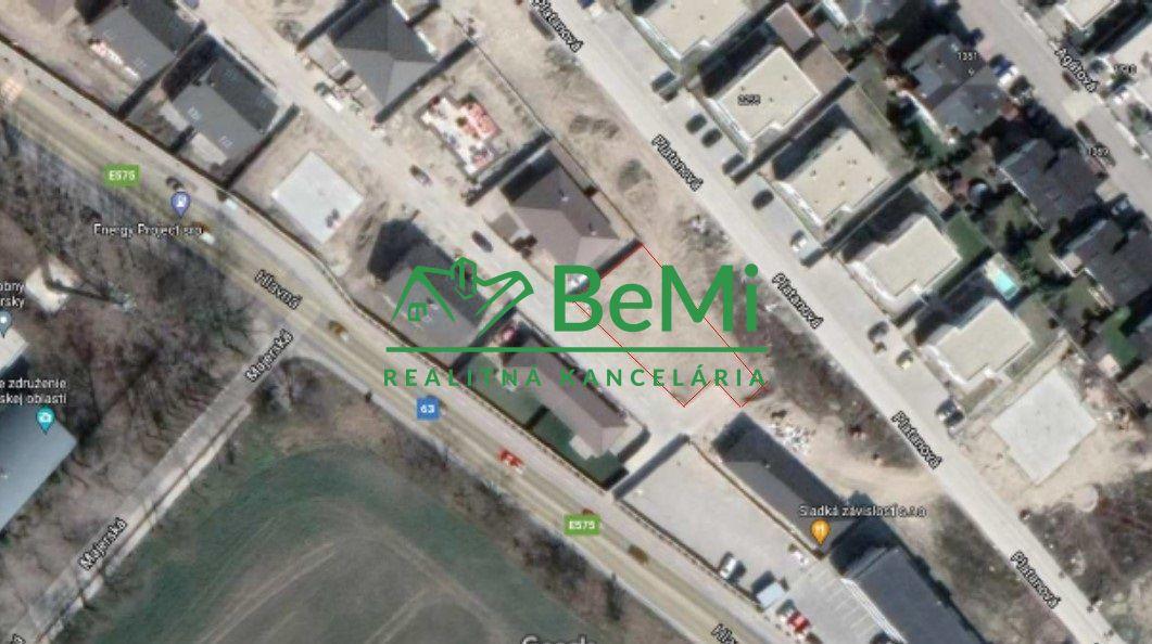 Pozemok pre RD-Predaj-Rovinka-200 000 €
