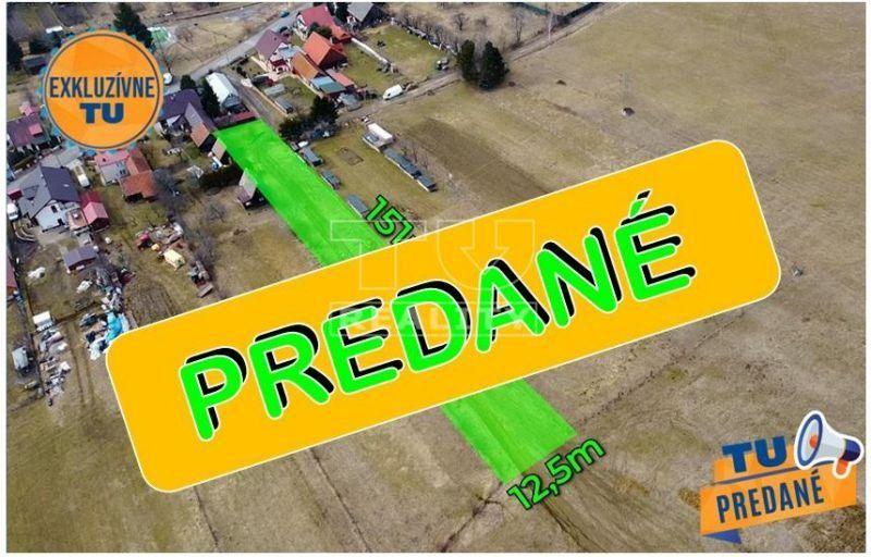 Pozemok pre RD-Predaj-Liptovský Mikuláš-39 000 €