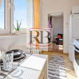Na prenájom zariadený 1 izbový byt na Slatinskej ulici vo Vrakuni