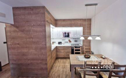 PRENÁJOM: Krásny moderne zariadený 2 izbový byt v novostavbe, Ružinov EXPISREAL