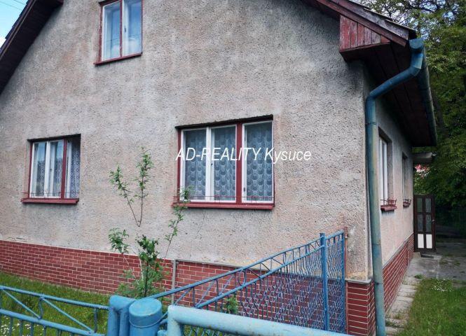 Rodinný dom - Krásno nad Kysucou - Fotografia 1