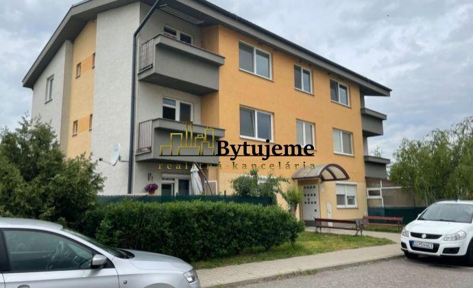 Priestranny 1-izbovy byt v Moste pri Bratislave