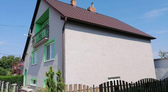 Poschodový rodinný dom  Šahy -Tešmák