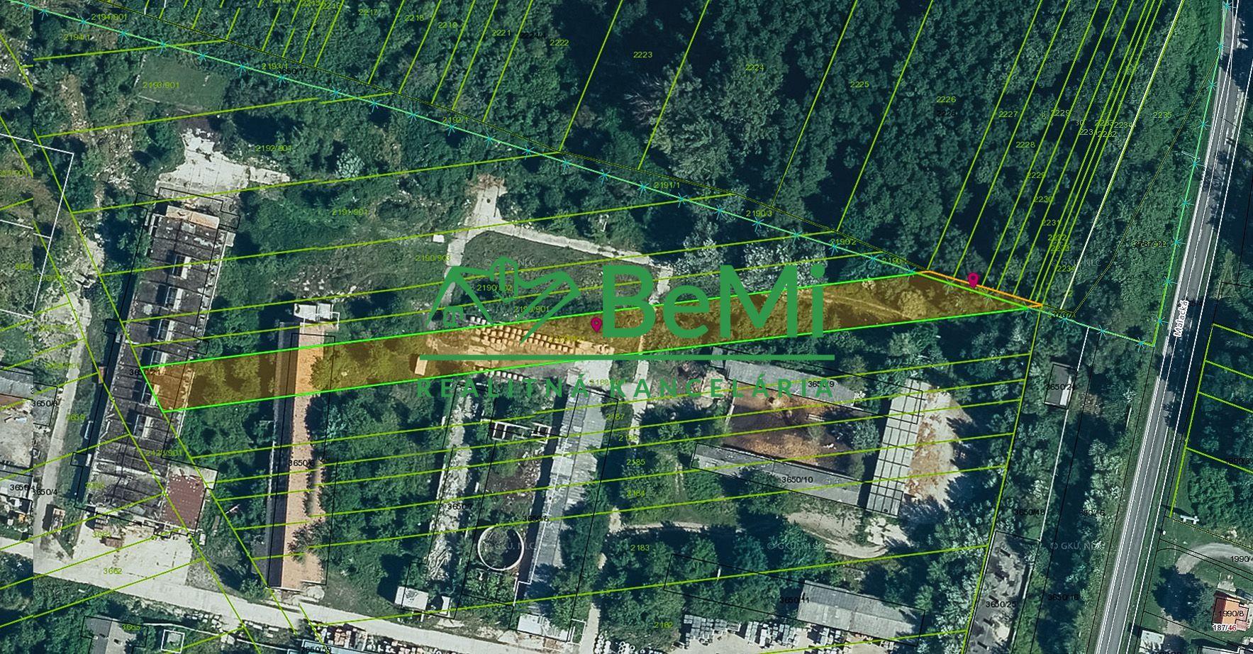 Pozemok pre RD-Predaj-Stupava-1 100 000 €