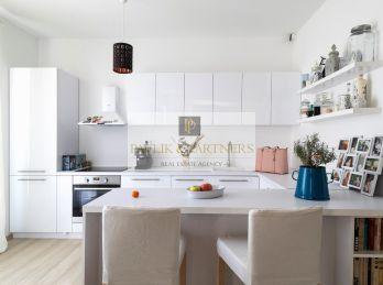 Predaj krásny 1 izbový byt, predzáhradka, park. miesto, Malinovo