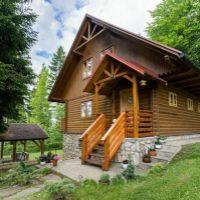 Chata, drevenica, zrub, Dolný Kubín, 1 m², Kompletná rekonštrukcia