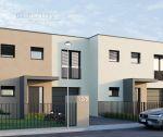Novostavba 4i rodinného domu v prevedení štandard, garáž, oplotenie, pozemok 464 m2, Opatovce