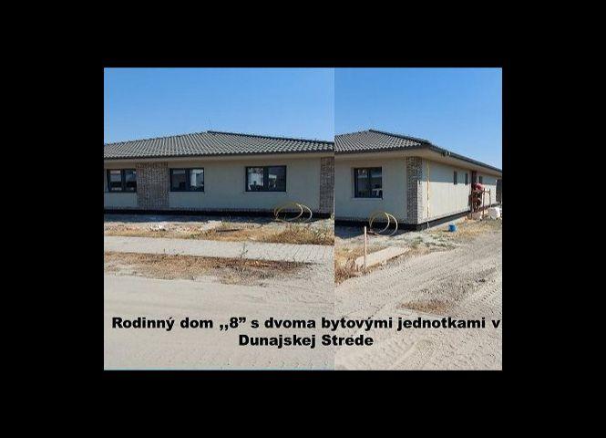 Rodinný dom - Dunajská Streda - Fotografia 1