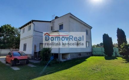 REZERVOVANÝ!Dvojgeneračný rodinný dom na predaj v obci Nový Život, časť Malý Máger