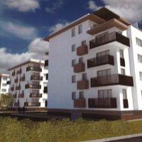 1 izbový byt, Pezinok, 38 m², Novostavba