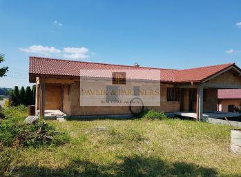 Predaj RD, terasa, garáž,7á pozemok, Mlynarce. Exkluzívna ponuka.