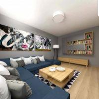 2 izbový byt, Bratislava-Podunajské Biskupice, 39 m², Novostavba