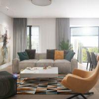 4 izbový byt, Nitra, 78 m², Novostavba