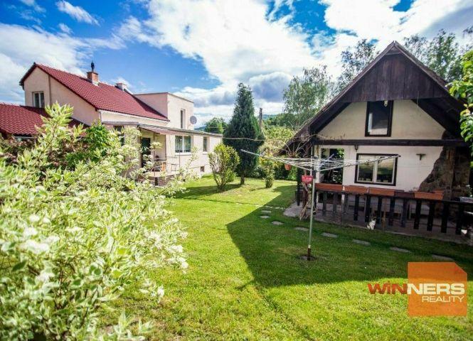 Rodinný dom - Rudno nad Hronom - Fotografia 1