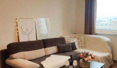 Na predaj 1.izbový byt Rača, Žarnovická.