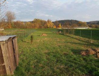 Sliač - Hájniky – pozemok záhrada so sieťami 714 m2 – predaj