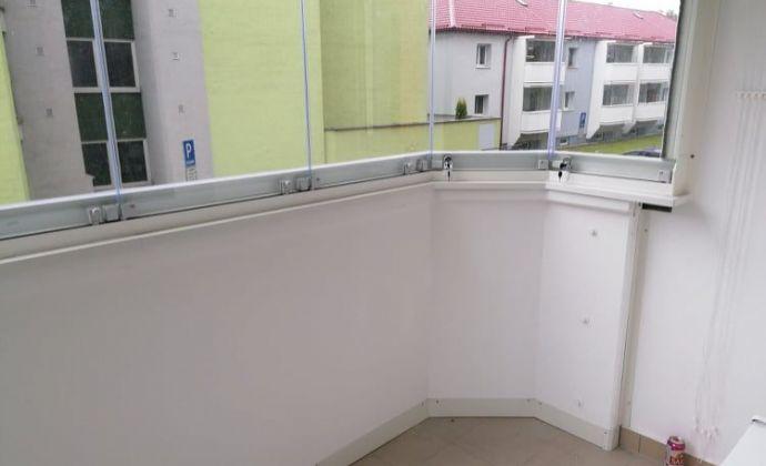Garsónka s balkónom - 310€ - Vrútky - PRENÁJOM