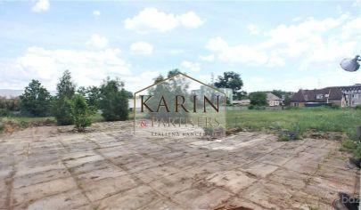 Na predaj priemyselno - výrobný a skladový areál s administratívnou budovou v Kútoch