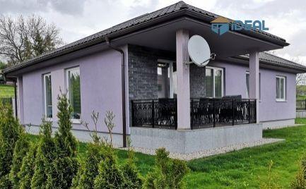 LUXUSNÝ RD SO ZARIADENÍM, POZEMOK 570 m2, obytná plocha 145 m2