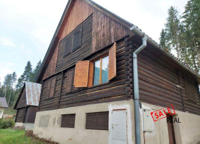 chata, drevenica, zrub - Námestovo - Fotografia 1