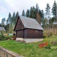 Chata, drevenica, zrub, Námestovo, 56 m², Pôvodný stav