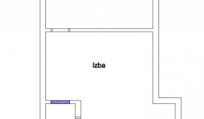 Na predaj 2.izbový byt Nové Mesto, Šancová.