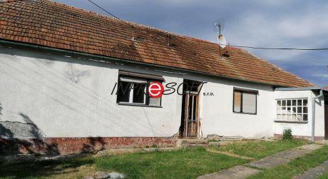 na predaj rodinný dom vo vystavbe v obci Tajná