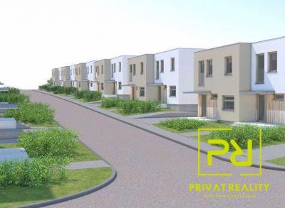 Ponúkame na predaj NOVOSTAVBU : Rodinné domy IVB Nové Rišňovce časť SALAŠE .