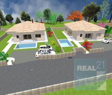 Ponúkame na  predaj rodinný dom s bazénom na ostrove Krk.
