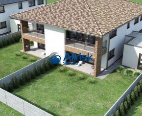 Novostavba 3-izbového bytu s vlastným parkovacím miestom, terasou a záhradkou