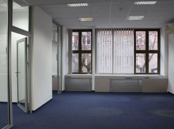 PROMINENT REAL prenajme kancelárske priestory na Poštovej ulici v centre Bratislavy.