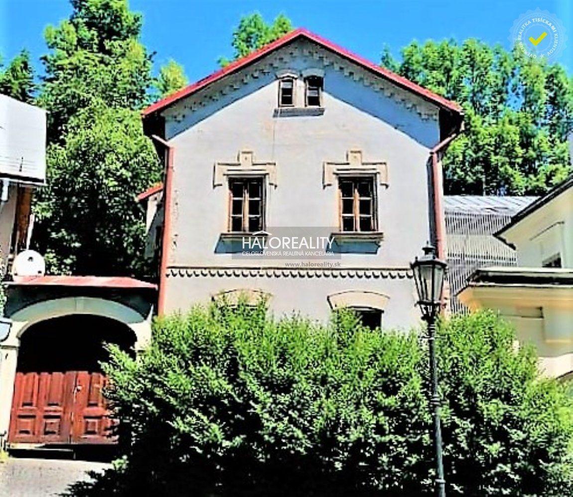 Rodinný dom-Predaj-Banská Štiavnica-250 000 €
