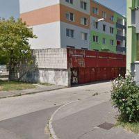 Garáž jednotlivá, Bratislava-Vrakuňa, Čiastočná rekonštrukcia