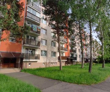 2-izbový byt, zrekonštruovaný na 3-izb, Nábrežie A.Stodolu