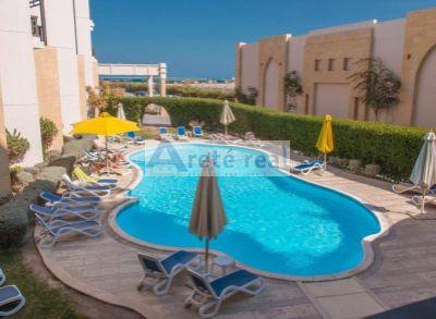 Areté real- predaj apartmánu s terasou priamo v rezorte Hurghada