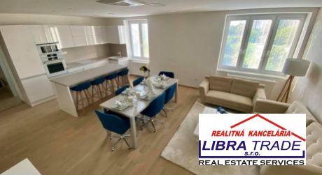 NASŤAHUJ SA! PREDAJ - Kompletne zrekonštruovaný zariadeny 5 izbový byt s vlastný kúrením v Komárne