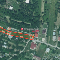 Záhrada, Kaluža, 3837 m²
