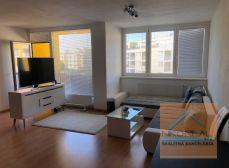 Prenájom priestranného, zariadeného  2-izbového bytu v novostavbe, BA IV- Devínska Nová Ves