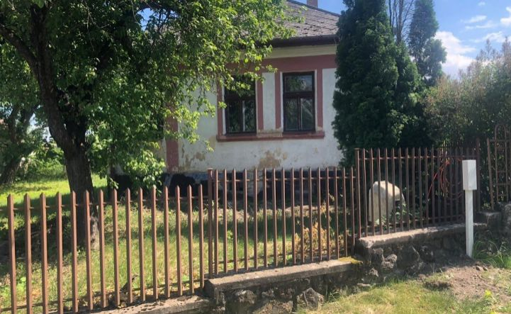 Len u nás na predaj rodinný dom v obci Bačkov