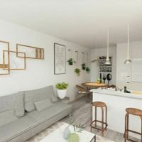 1 izbový byt, Trenčín, 36 m², Čiastočná rekonštrukcia