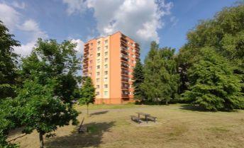 Na predaj 2-izbový byt s dvoma balkónmi, Nábrežie