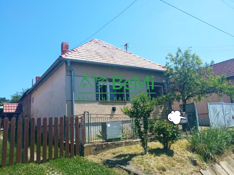 Rodinný dom-Predaj-Veľké Vozokany-39000.00 €