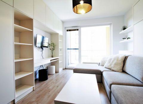 Na prenájom 1 izbový byt v projekte NOVÝ RUŽINOV