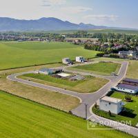 Pre rodinné domy, Košťany nad Turcom, 571 m²