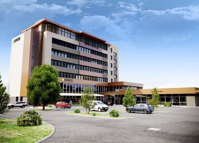 administratívna budova - Zvolen - Fotografia 1