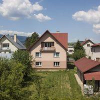 Rodinný dom, Oravská Poruba, 962 m², Čiastočná rekonštrukcia