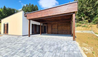 Predaj, novostavba pasívny rodinný dom Žilina, Lietava